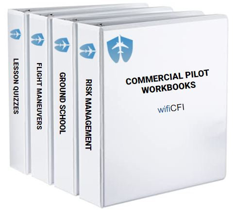 Commercial Pilot Workbooks
