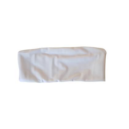 Mix & match Strapless Blanco