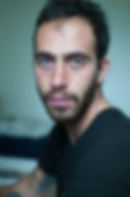 Traveler, Writer, Documentary style, Portrait, Italian, Cyclist