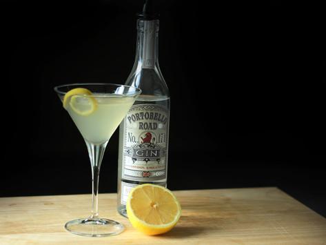 Bee's Knees | Portobello Gin Cocktail