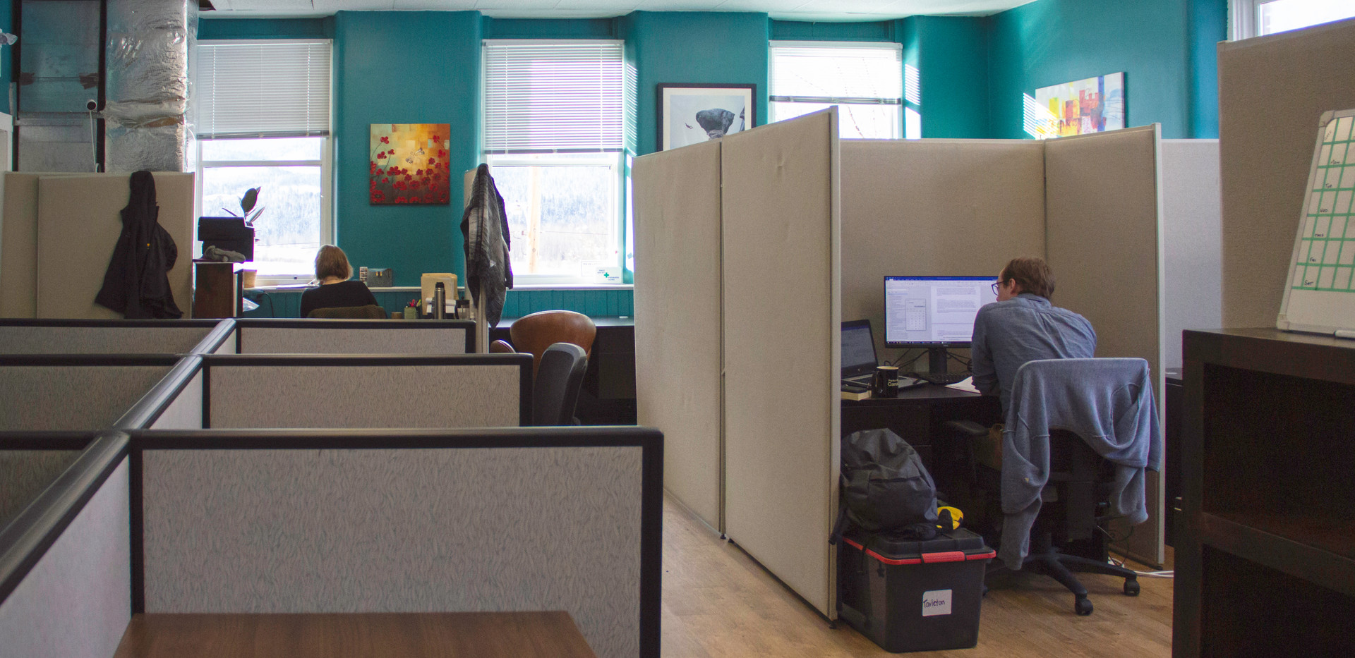 Cubicle options depending on your need