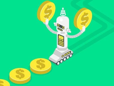 Como investir com um robô pode mexer com o seu bolso...