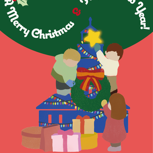 Christmas and New Year Greeting from BRIGHT PEI Consulting