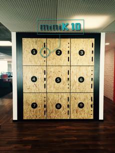 Minik10 Locker Locks Installed  .jpg
