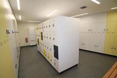 Long Bay Gaol Visitor Lockers
