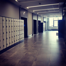 Minik10 Locker locks installed at Turkish University