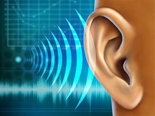 Lavage d'oreille: date à venir