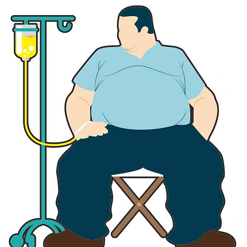 L'obésité en tant que maladie chronique : 29 mars, 18h à 21h