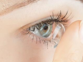 ÉPIDÉMIE D'INFECTION OCULAIRE : évitable chez les porteurs de lentilles de contact