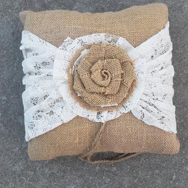 Ring Bearer Pillow- $3