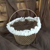 Flower Girl Basket - $2 (QTY 2)
