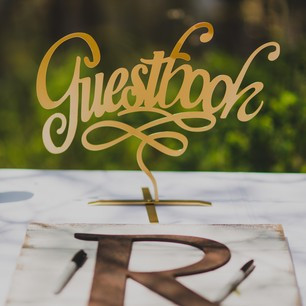 Guestbook Sign - $3 QTY 1