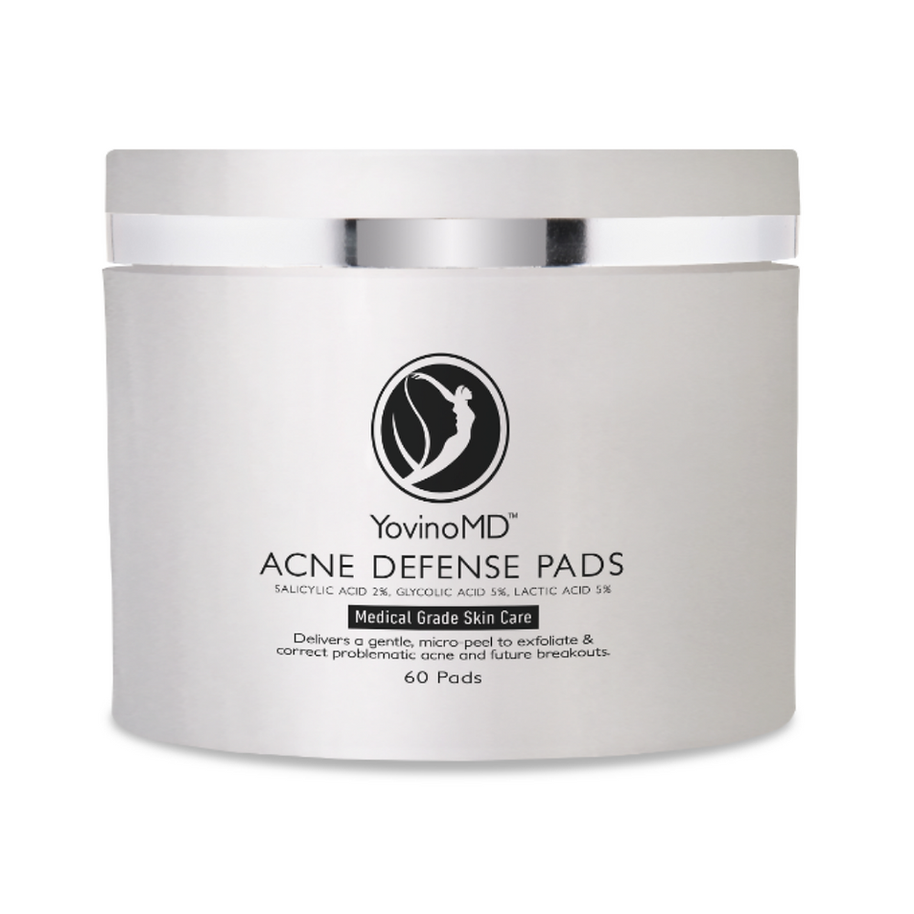 YovinoMD Acne Defense Pads.