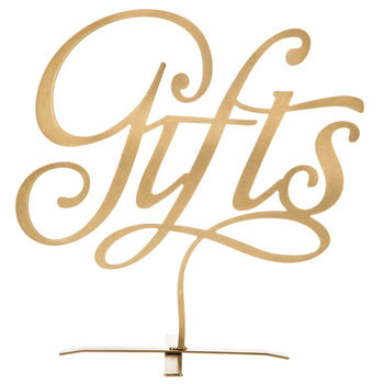 Gifts Sign- $3 QTY-1