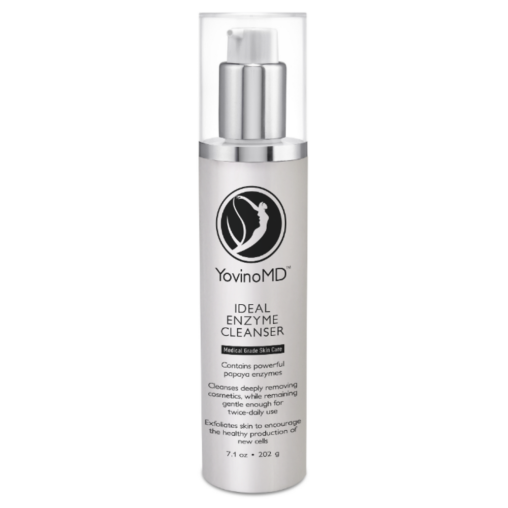 YovinoMD Ideal Enzyme Cleanser.