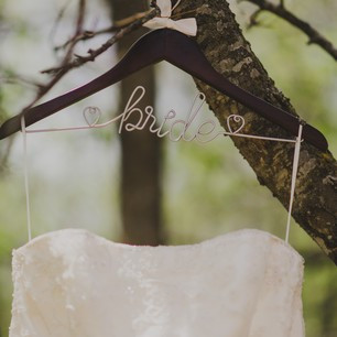 Bride Hanger - $5 QTY 1
