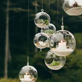 Hanging Terrariums- $2 each (QTY-20)
