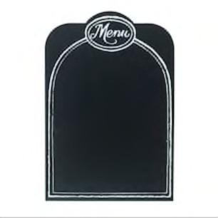 Chalkboard Menu- $3 (QTY-2)