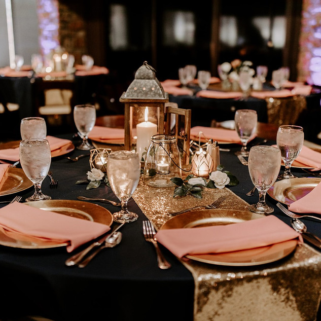 Stevens Wedding Centerpieces