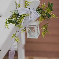 Lantern Mini White