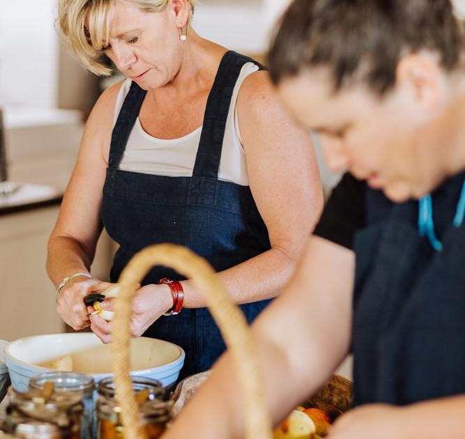 Those Barossa Girls - lovers of local and seasonal foods