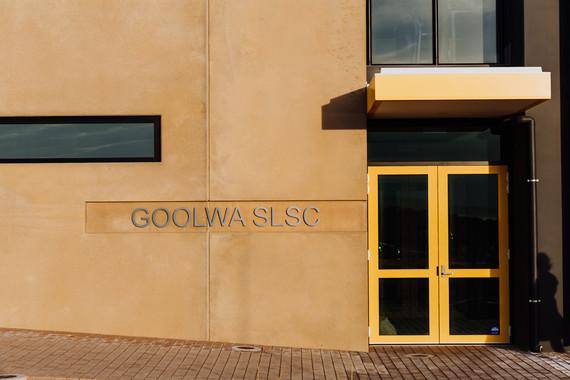 Goolwa surf life saving club