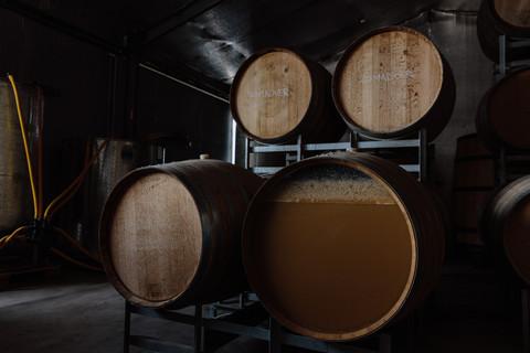 Clear front barrel