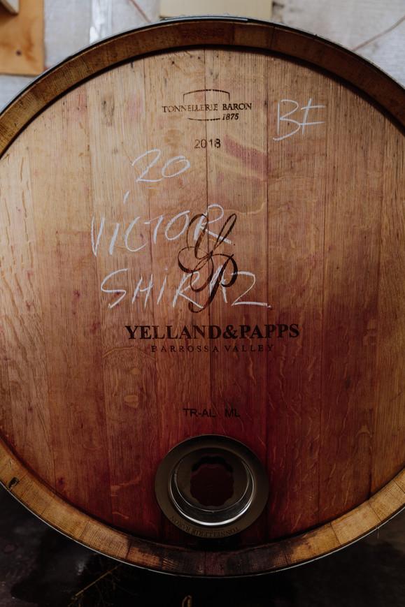 Red Wine Barrel