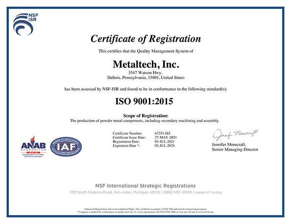 METALTECH ISO CERTIFICATE THRU 2024.jpg