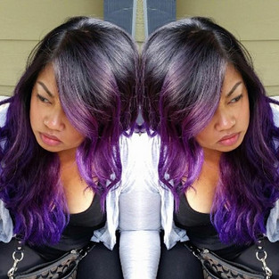 😈 Reminiscing on this purple dream with
