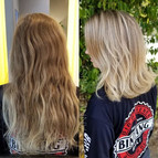 A lot shorter and a whole lot brighter!