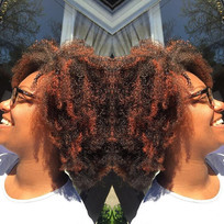 Those copper lights! 😍 #hairstylist #hi