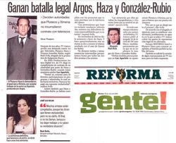 Reforma - Argos