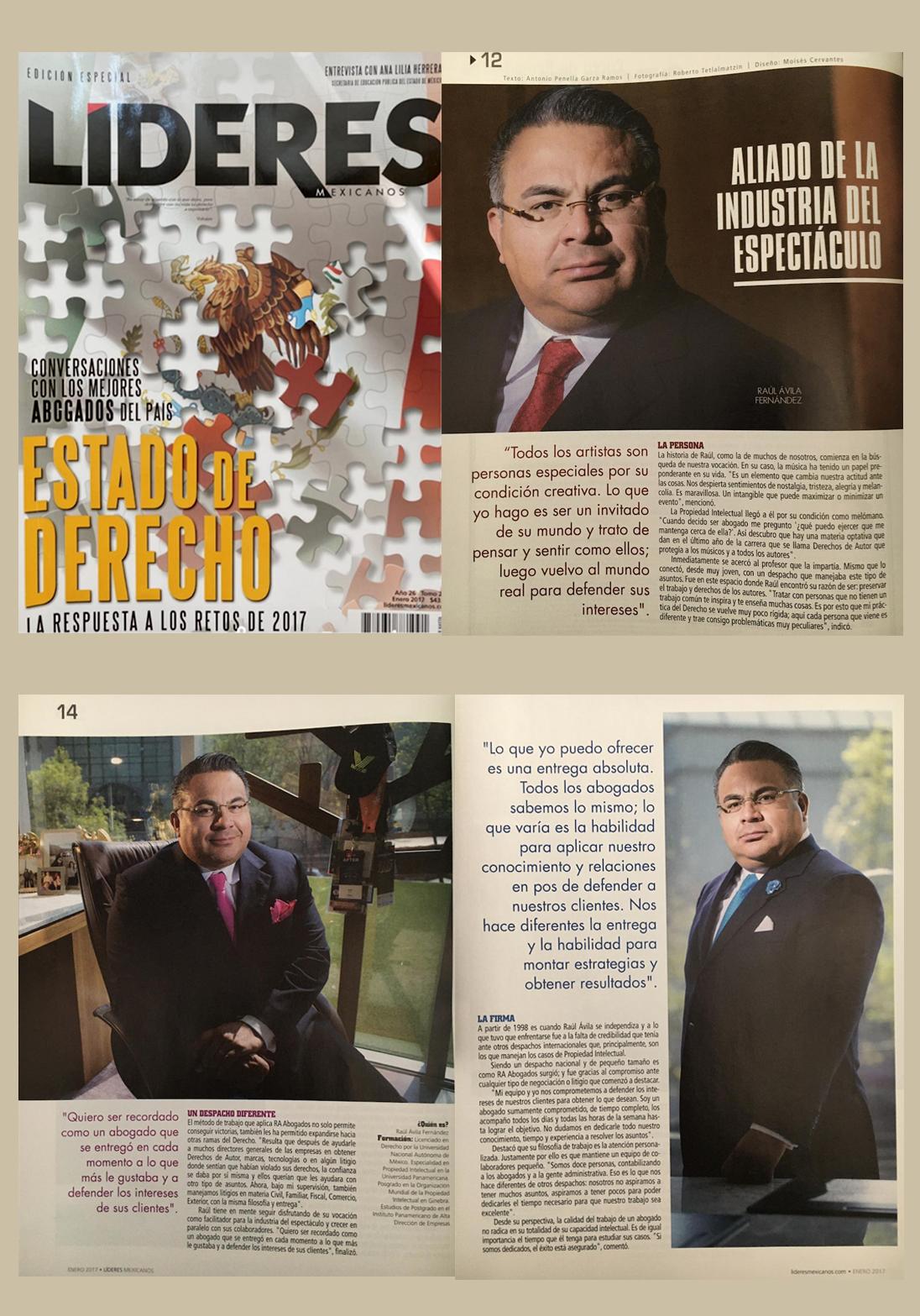 Revista Líderes