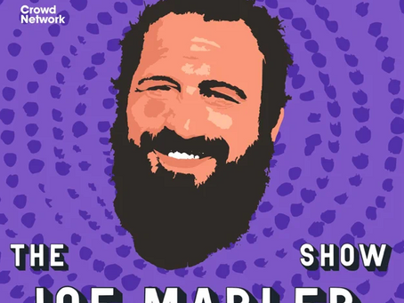 Cheesy Podcasts: The Joe Marler Show