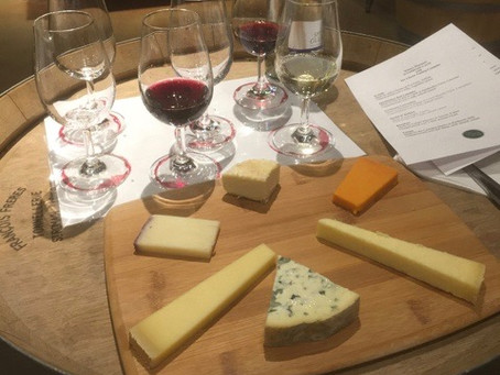 Sommelier's Choice Wine and Cheese Evening