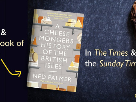 The British Cheese Weekender - Saturday 9th May, 7pm