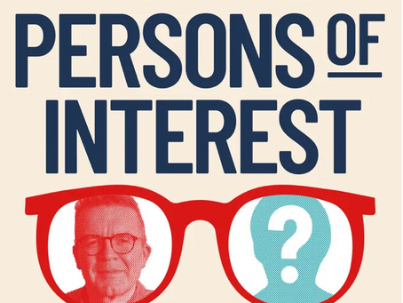 Cheesy Podcasts: Persons of Interest, Tom Watson