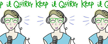 Cheesy Podcasts: Keep it Quirky - Katie Quinn