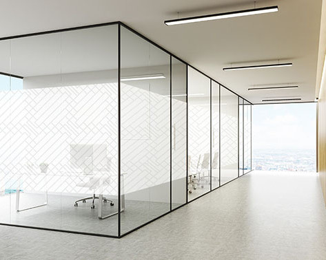 CORPORATE GLASS OFFICE