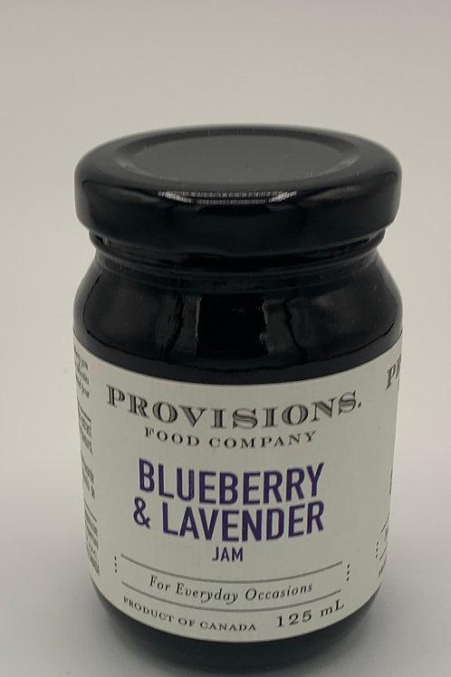 Provisions Blueberry Lavender Jam
