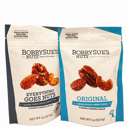 Bobby Sue's Roasted Mix Nuts