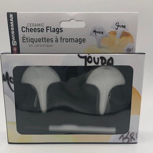 Swissmar Cheese Flags SET/8