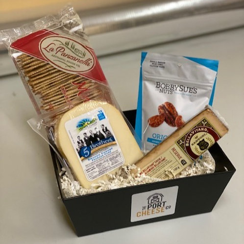 The Art of Snacking Basket