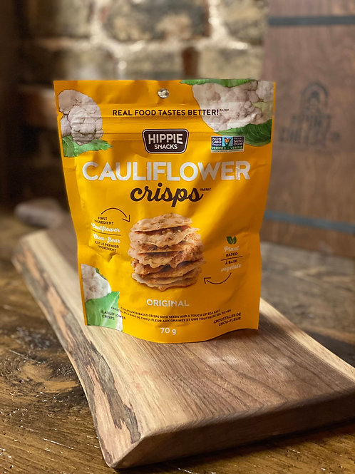 Hippie Snacks - Cauliflower Crisps