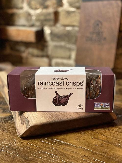 Raincoast Crisps Fig and Olive