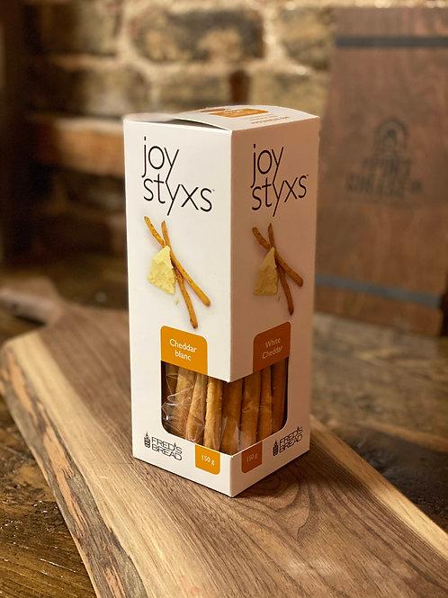 Joystyxs White Cheddar