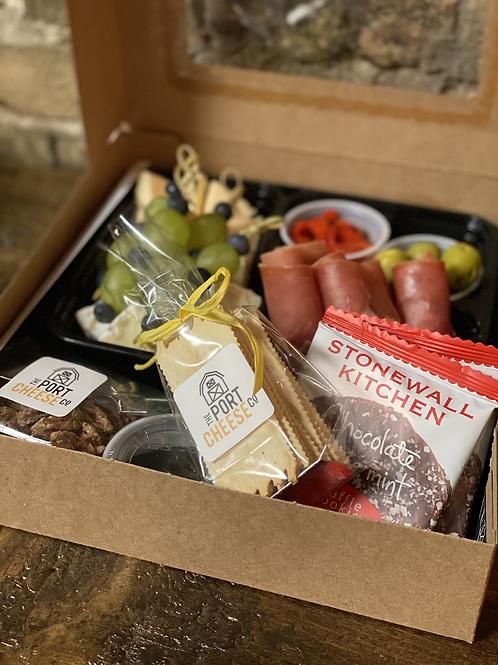 Port Cheese Grazing Box