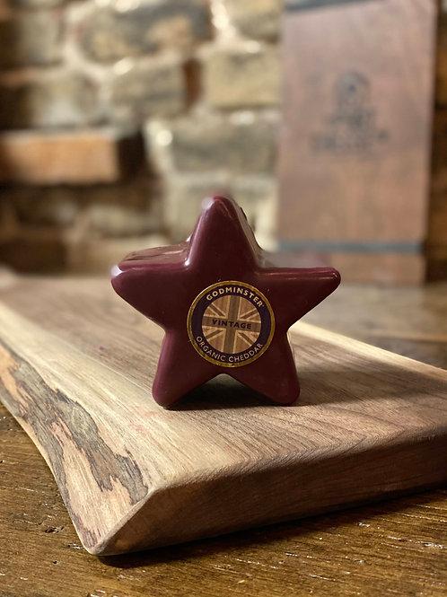 Godminster Organic Vintage Cheddar Star
