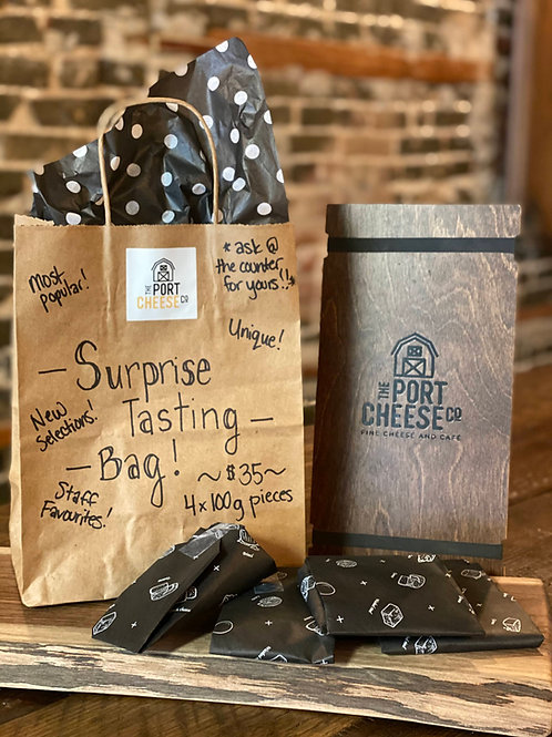 Port Cheese Surprise Tasting Bag